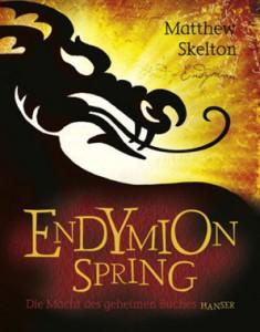 Cover von Endymion Spring von Matthew Skelton