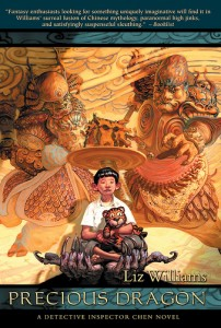 Precious Dragon von Liz Williams