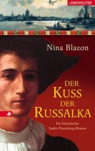 Cover von Der Kuss der Russalka von Nina Blazon