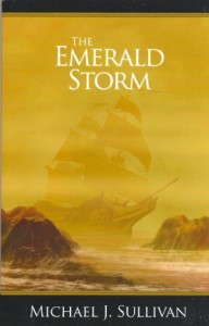 The Emerald Storm von Michael J. Sullivan