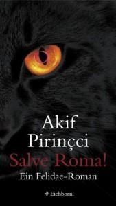 Cover von Salve Roma von Akif Pirinçci