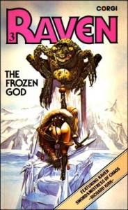 Cover von The Frozen God von Richard Kirk