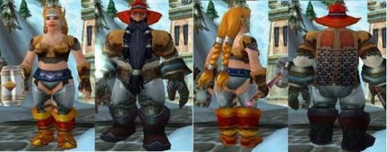 Rüstungsvergleich World of Warcraft