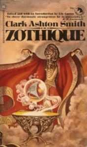 Zothique von Clarke Ashton Smith
