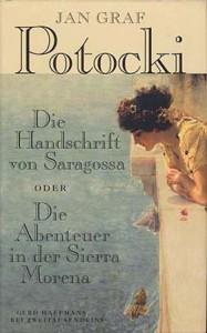 """Cover des Buches """"Die Handschrift von Saragossa"""" von Jan Graf Potocki"""