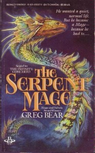 The Serpent Mage von Greg Bear