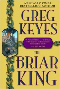 Cover von The Briar King von Greg Keyes