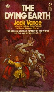 The Dying Earth von Jack Vance