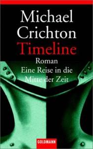 Cover von Timeline von Michael Crichton