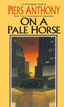 On a pale Horse von Piers Anthony