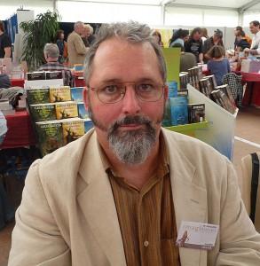 Greg Keyes 2010 in Frankreich