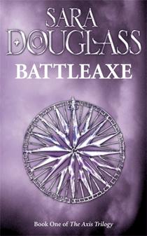 Battleaxe von Sara Douglass