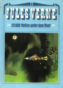 20.000 Meilen unter dem Meer von Jules Verne