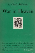 "Cover des Buches ""War in Heaven"" von Charles Williams"