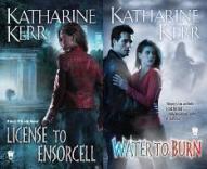 Cover der Nola O'Grady-Romane von Katherine Kerr