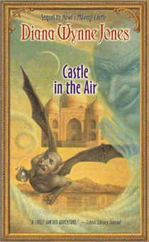 Castle in the Air von Diana Wynne Jones