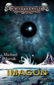 "Cover des Buches ""Imagon"" von Michael Marrak"