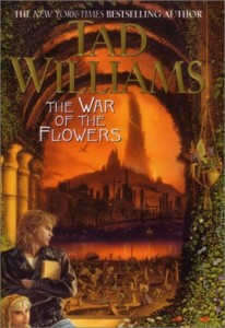 "Cover des Buches ""The War of the Flowers"" von Tad Williams"