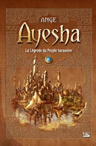 Cover von Ayesha von Ange Guéro