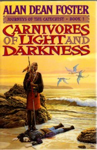Cover von Carnivores of Light and Darkness von Alan Dean Foster