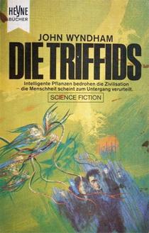 Die Triffids von John Wyndham