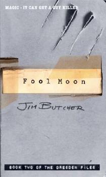 Fool Moon von Jim Butcher