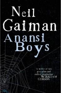 Cover von Anansi Boys von Neil Gaiman