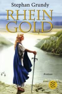 Cover von Rheingold von Stephan Grundy