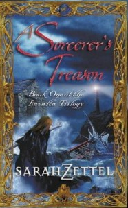 A Sorcerer's Treason von Sarah Zettel