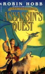 Assassin's Quest voh Robin Hobb