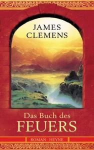 Das Buch des Feuers von James Clemens