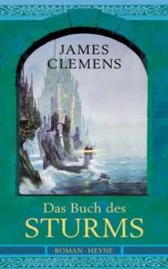 Das Buch des Sturms von James Clemens