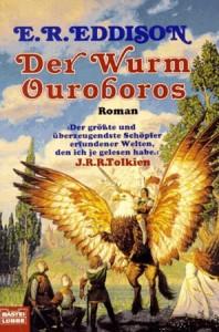 Cover von Der Wurm Ouroboros von E.R. Eddison