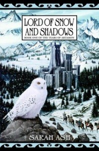 Cover von Lord of Snow and Shadows von Sarah Ash
