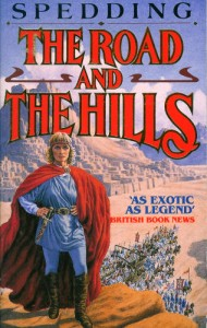 Cover von The Road and the Hills von Alison Spedding