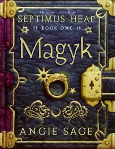 Magyk von Angie Sage