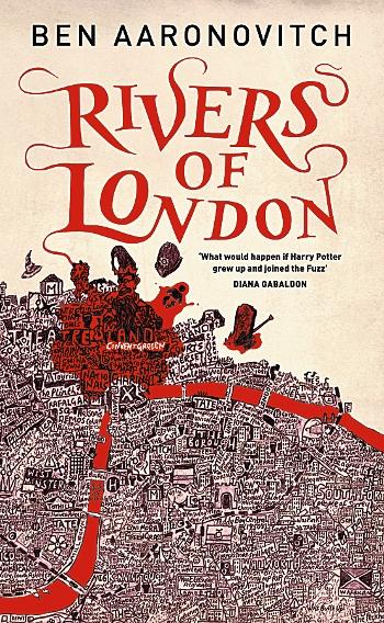 Rivers of London von Ben Aaronovitch