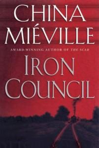 Cover von Iron Council von China Miéville