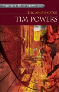 Cover von The Anubis Gates von Tim Powers