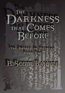 Cover von The Darkness That Comes Before von R. Scott Bakker