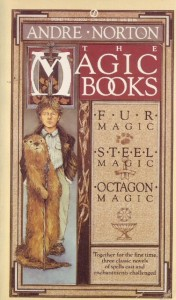 Cover von The Magic Books von Andre Norton