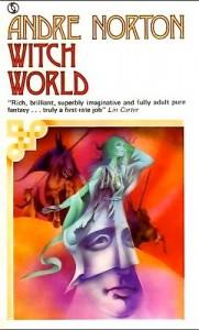 Cover von Witchworld von Andre Norton