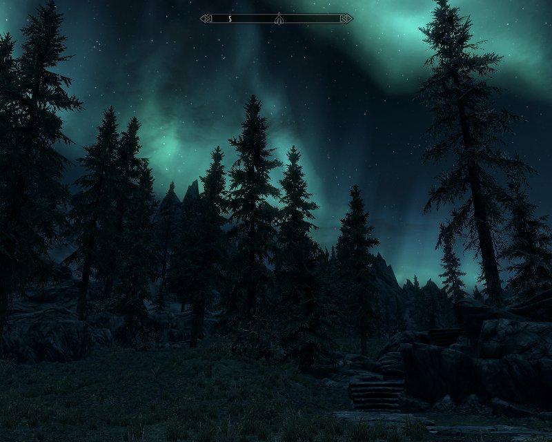 Screenshot aus Skyrim