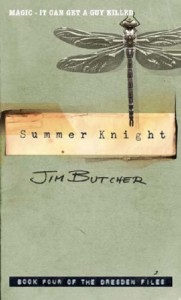Summer Knight von Jim Butcher