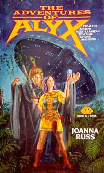 The Adventures of Alyx von Joanna Russ