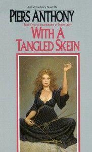 With A Tangled Skein von Piers Anthony
