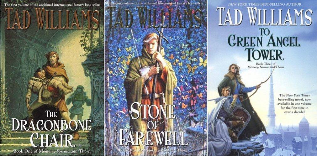 Memory, Sorrow and Thorn von Tad Williams