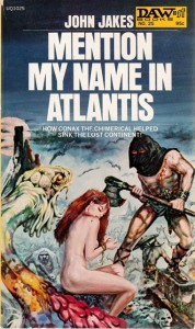 Mention my Name in Atlantis von John Jakes