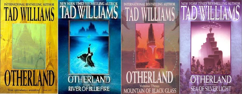Otherland von Tad Williams