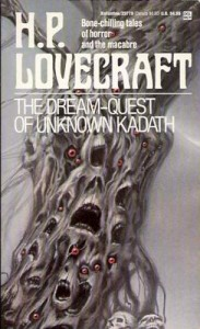 Cover von The Dream-Quest of Unkown Kadath von H.P. Lovecraft